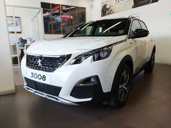 Peugeot 3008 2.0 Gt Line Hdi At 2020