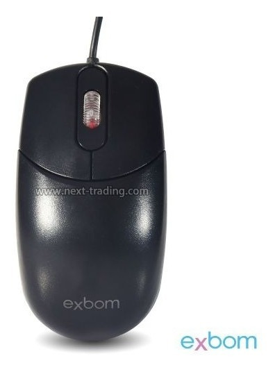 Mouse Usb Óptico Office Ms-70