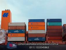 Contenedores Maritimos Pañol Containers Usados 40 La Rioja