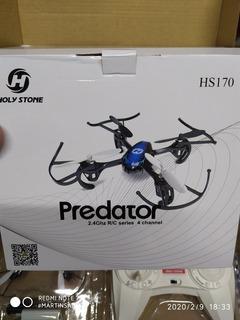 Dron Holy Stone Hs 170 (predator)