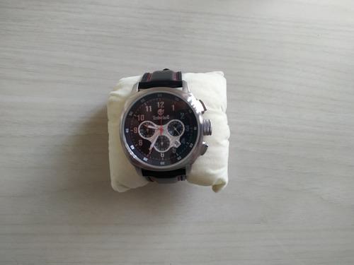Relógio Timberland C/ Cronógrafo Qt7121102