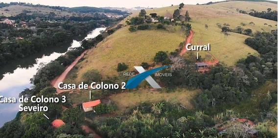 Fazenda Com 62 Hectares A Venda Em Eloí Mendes - Mg - Fa0007