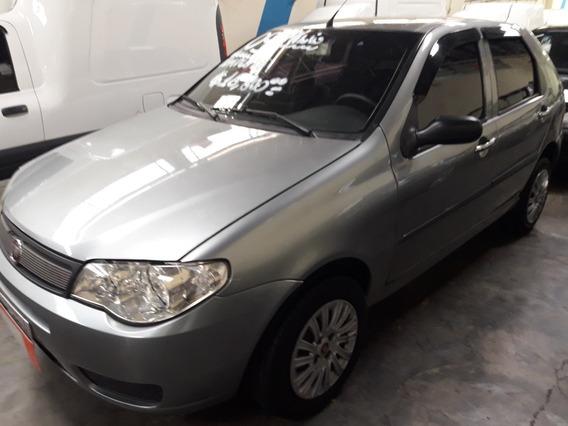 Fiat Palio Fire 1.0 4pts. Completo 2009 Cinza