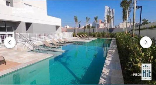 Imagem 1 de 14 de Apartamento À Venda, 59 M² Por R$ 691.500,00 - Cambuci - São Paulo/sp - Ap3586