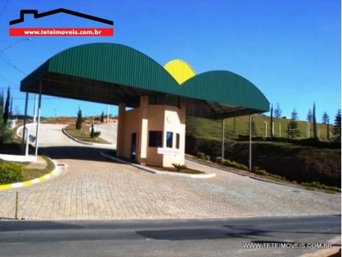 Terreno Em Condomínio Fechado Em Monte Alegre Do Sul - 12