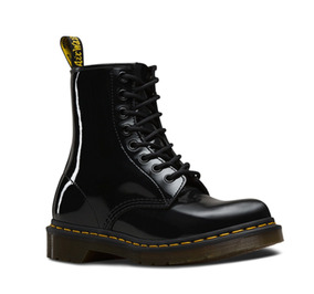 Dr.martens 1460 Black Patent 36-37-38-39-40 Mujer