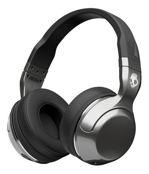 Audifonos Skullcandy Hesh 2 Bluetooth Black Con Microfono