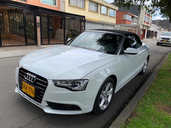 Audi A5 2.0 Turbo Cabriolet