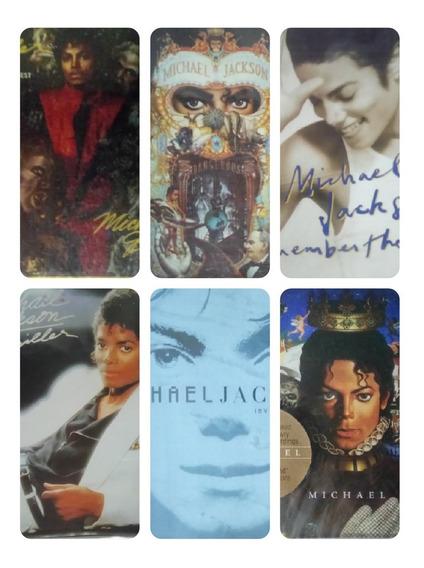 Lote 6 Cds Michael Jackson Originales