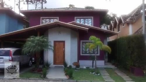 Casa Em Condomínio Com Lazer 4 Quartos - Ca0032