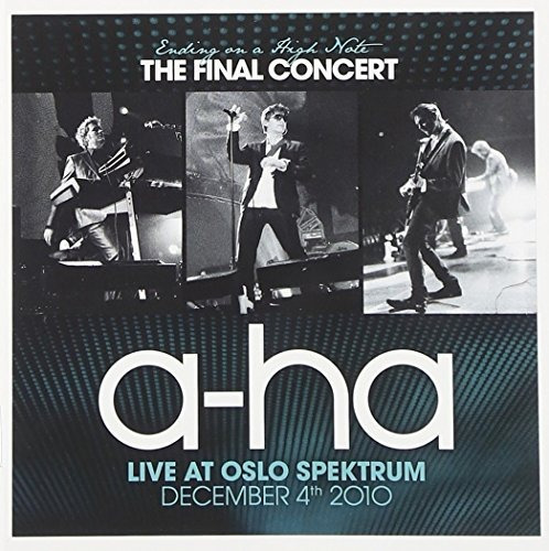 Cd : A-ha - Ending On A High Note: Final Concert (united...