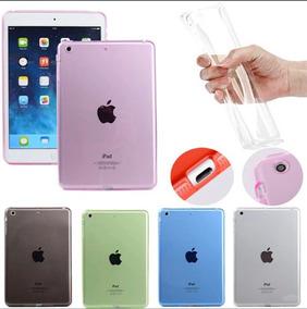 Capa De Silicone Para iPad Mini 1/2/3/4 E Air 2
