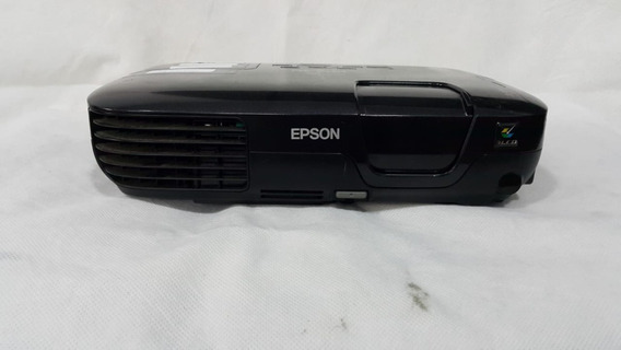 Projetor Epson Powerlite S8+ H309a 2500lm C/cabos E Controle