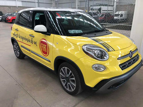 Fiat 500 1.4 L Trekking Plus At 2018