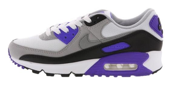 Nike Air Max 90 Mujer Zapatillas 100% Originales Cod 0107