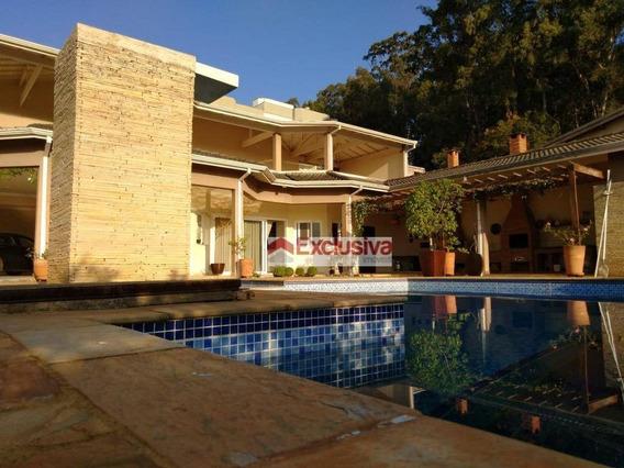 Casa À Venda, 709 M² Por R$ 2.850.000,00 - Jardim Ypê - Paulínia/sp - Ca1513