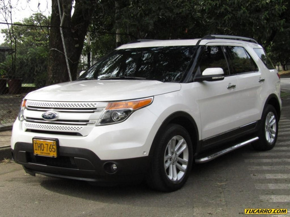 Ford Explorer Limited 3500 Cc At 4x4