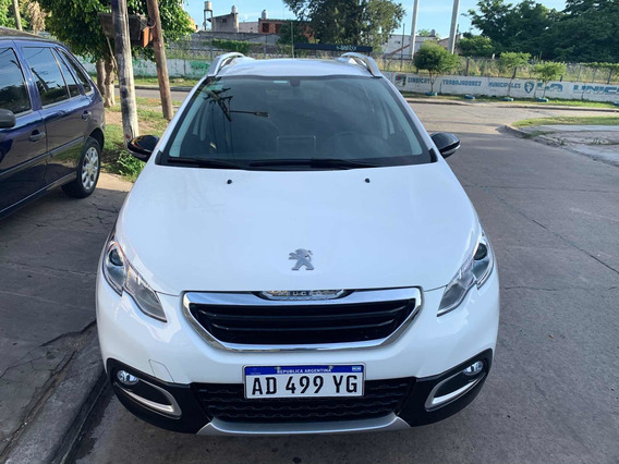 Peugeot 2008 Allure Tiptronic 2019 Plan Adj Financion En $