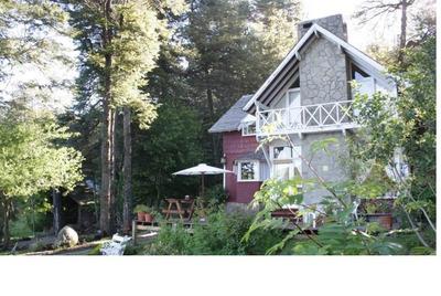 Alquiler Temporario De Casa Sobre Lago Gutierrez 6/10 Pax