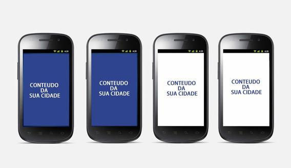 Portal Prefeitura Administrável E-sic + Aplicativo Android