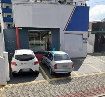 Salão Para Alugar, 200 M² - Vila Ema - São José Dos Campos/sp - Sl0308