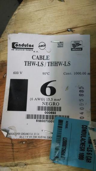 Cable Kobrex Cal 6 No Condulac, Condumex Cal 6