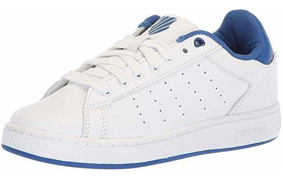 Tenis Originales K-swiss Clean Court T 22 Cm