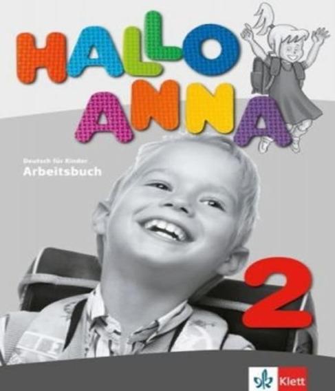 Hallo Anna 2 - Arbeitsbuch (livro De Exercicios)