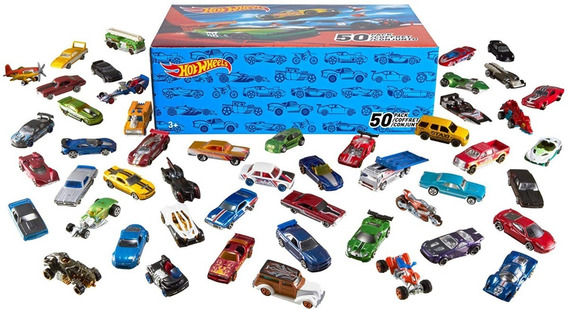 Carritos Mattel Hot Wheels