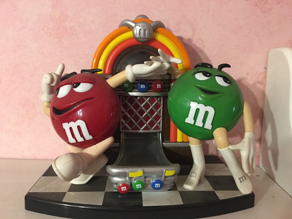 Dispenser M&m Candybar Souvenir Sin Confites