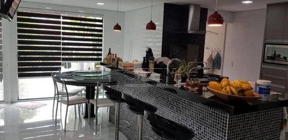 Sobrado Com 3 Dormitórios À Venda, 535 M² Por R$ 1.400.000,00 - Campestre - Santo André/sp - So1364