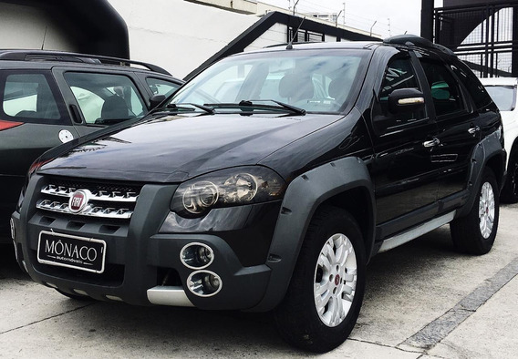 Fiat Palio Weekend Adventure 1.8 8v Flex 2009