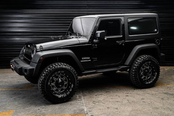 2015 Jeep Wangler Com Supercharger Edelbrock