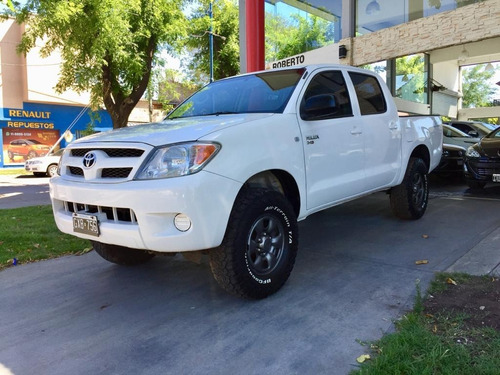 Toyota Hilux 2.5 D 4x4 Aa Dh 2007