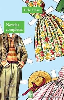 Novelas Completas, Hebe Uhart, Ah
