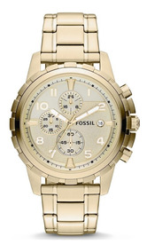 Relógio Feminino Analógico Fossil Fs4867/4xn - Dourado