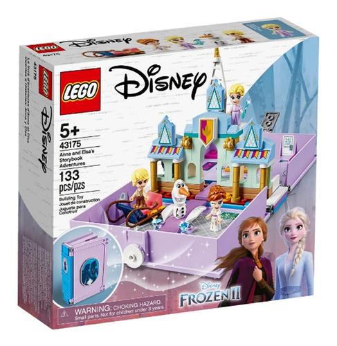 Imagem 1 de 1 de Lego Disney Aventuras Do Livro De Contos Da Anna E Da Elsa