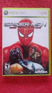 Spider-man: Web Of Shadows Para Xbox 360