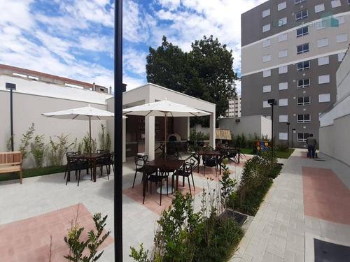 Apartamento Com 2 Dormitórios À Venda, 40 M² Por R$ 290.000,00 - Santana (zona Norte) - São Paulo/sp - Ap15871