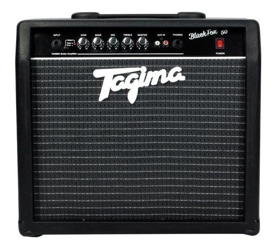 Amplificador Tagima Black Fox 50 50W preto