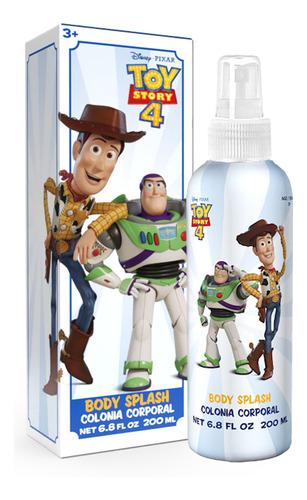 Perfume Infantil Toy Story Disney Pixar Body Splash 200ml