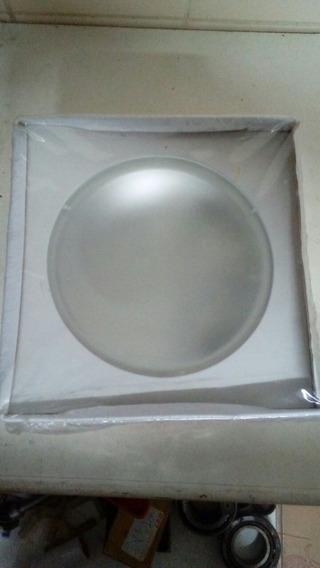 Luminária Embutida Bs 2xbulbo Circular Llum Bs4485