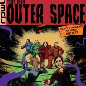 Cd Rpwl Tales From Outer Space Lançamento Rock Progressivo