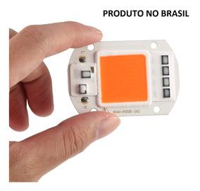 Chip Cob - Levou Crescer Lâmpada Espectro Completo 50w/110v