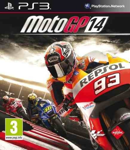 Moto Gp 14 - Ps3 Midia Digital