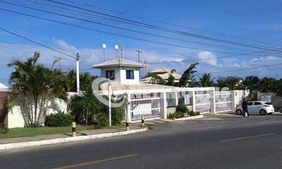 Casa Em Condomínio, 4 Quartos, Em Jauá. 626765