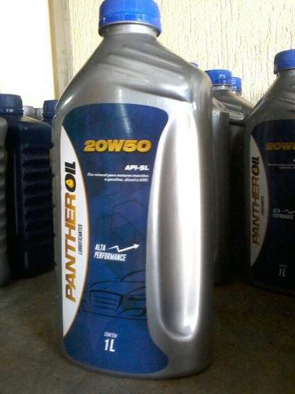 10lt Oleo Mineral 20w50 Api-sl Pantheroil Fusca Kombi Parati