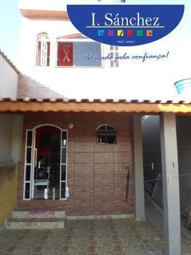 Imagem 1 de 15 de Sobrado Para Venda Em Itaquaquecetuba, Jardim Do Carmo, 2 Dormitórios, 2 Banheiros, 1 Vaga - 187_1-418583