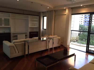 Apartamento Em Vila Mascote, São Paulo/sp De 126m² 3 Quartos Para Locação R$ 3.500,00/mes - Ap259227