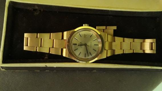 Relógio Ômega Nunca Usado Mais 40 Anos Guardado